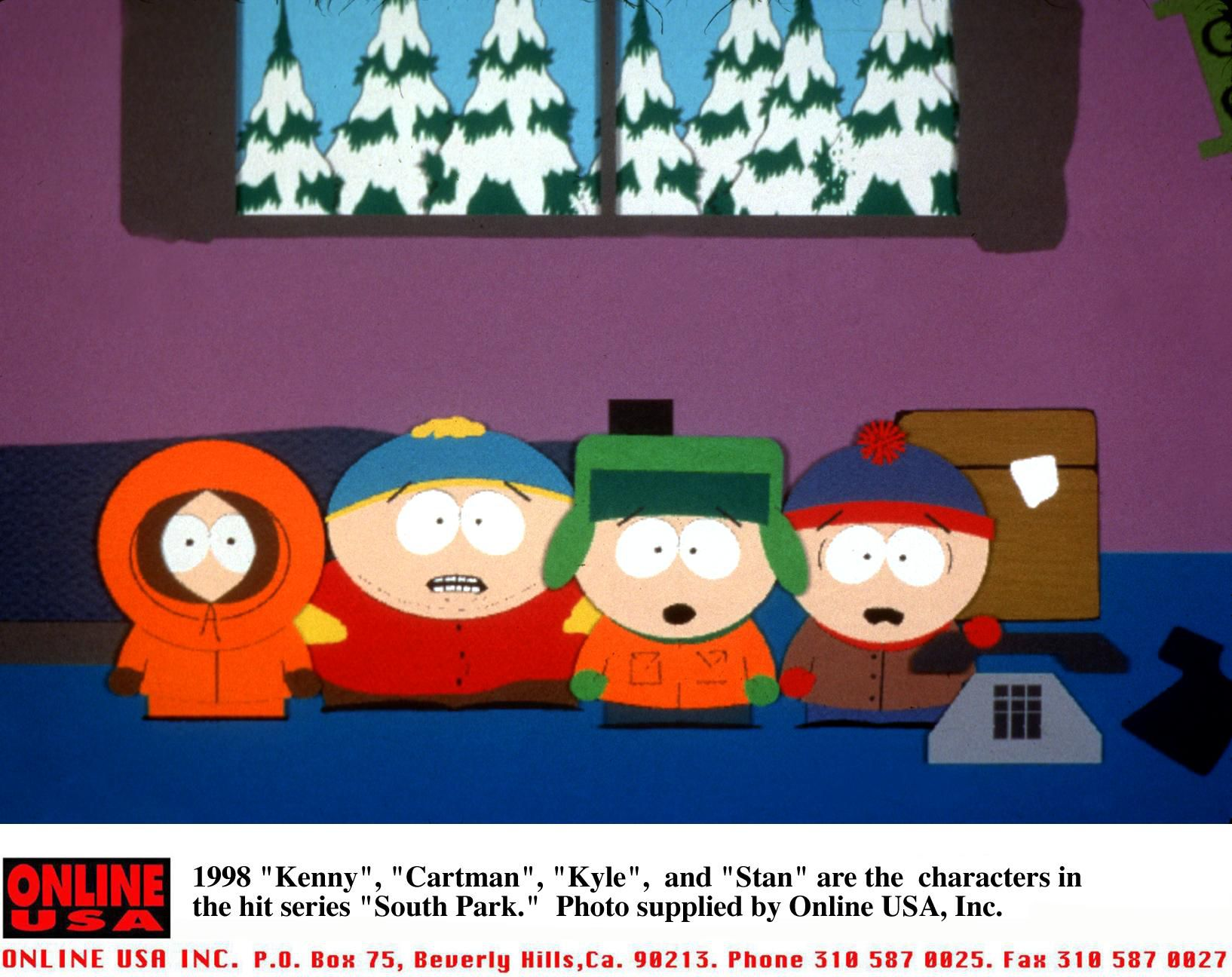 12 Crude But Funny South Park Quotes