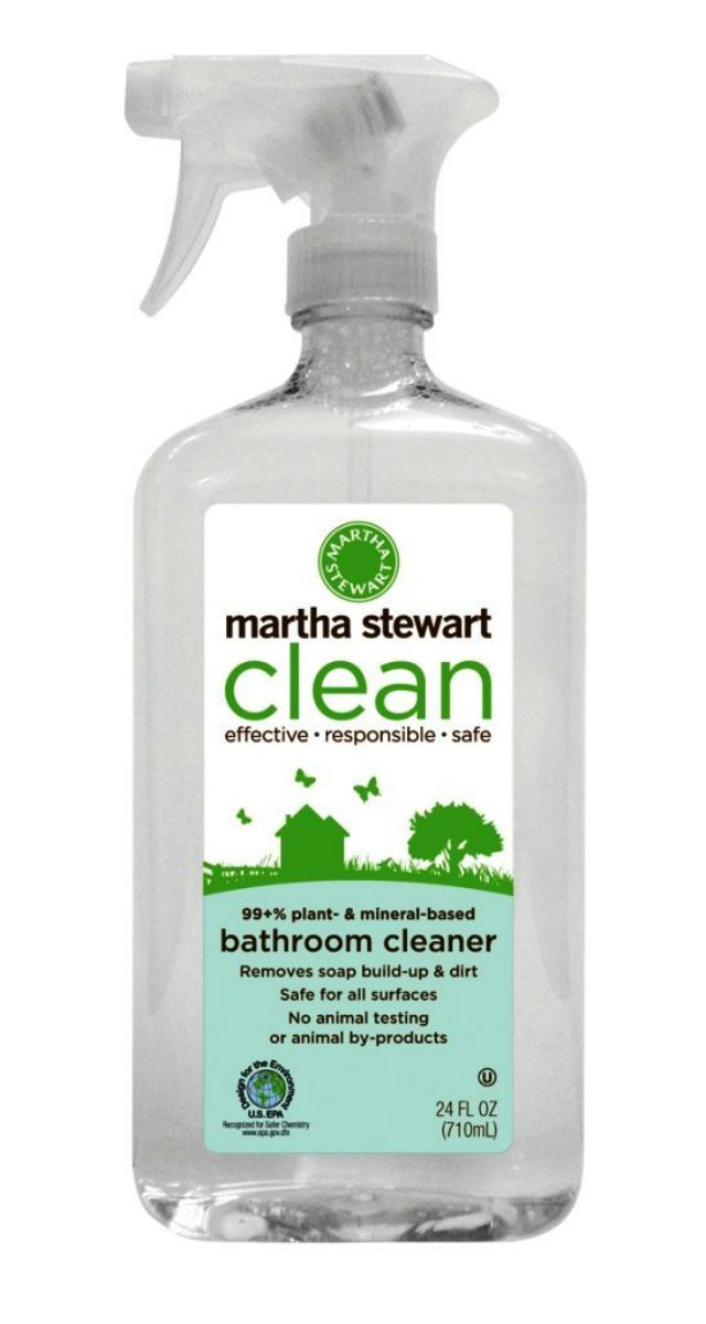 Essential Oil Shower Cleaner