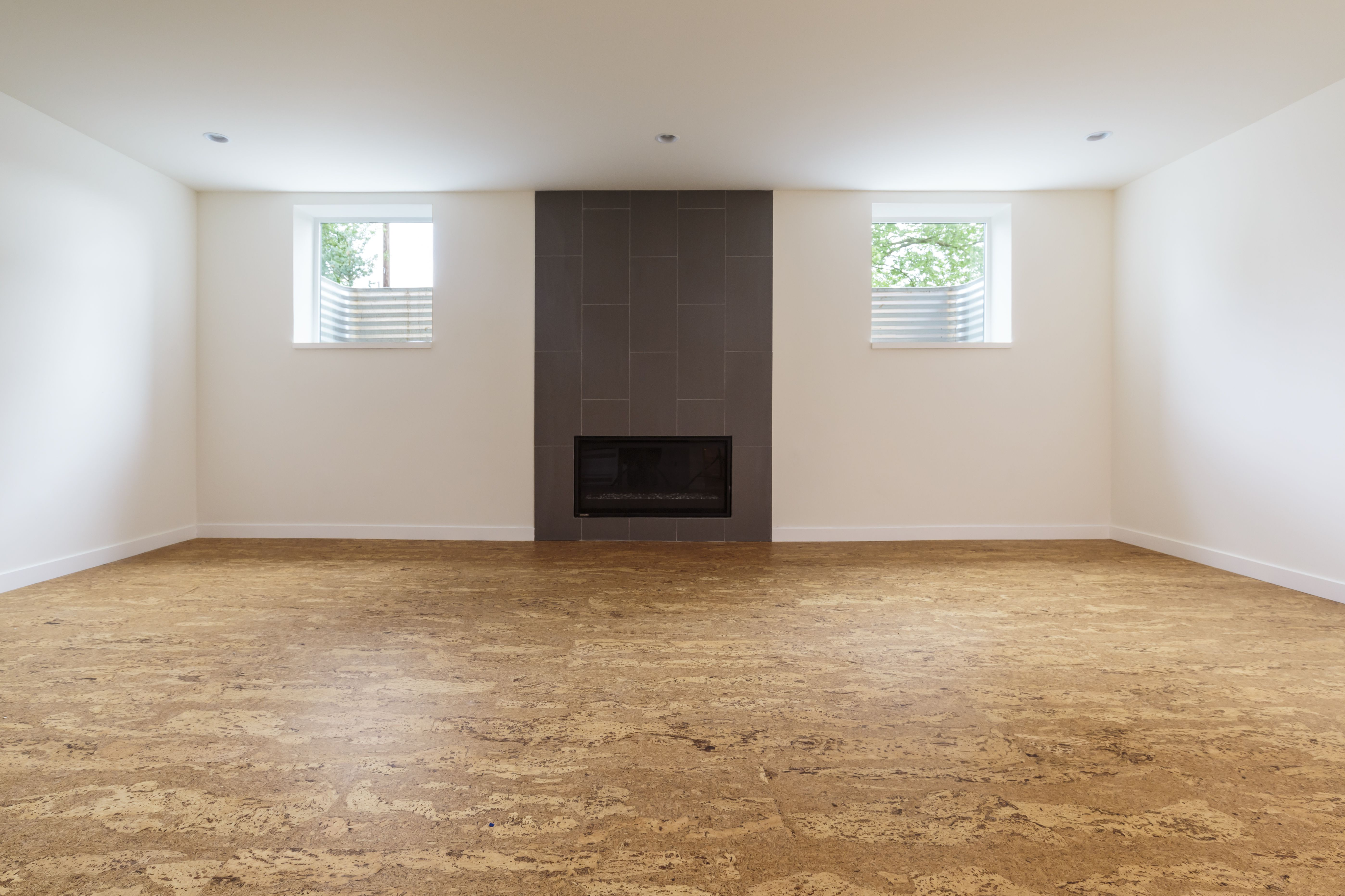 Installing ceramic tile over different floor surfaces how to properly install cork flooring and the pros cons and cost dailygadgetfo Images