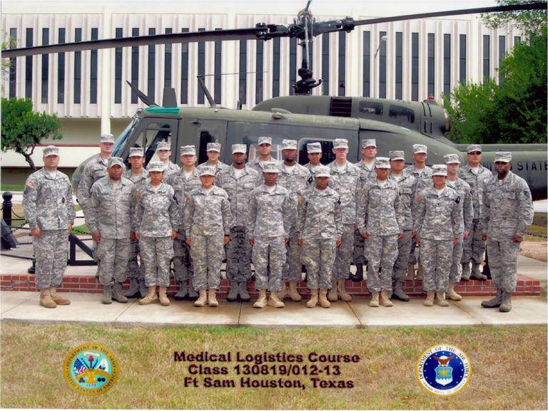 Army Medical Logistics Specialist (68J) Job Description