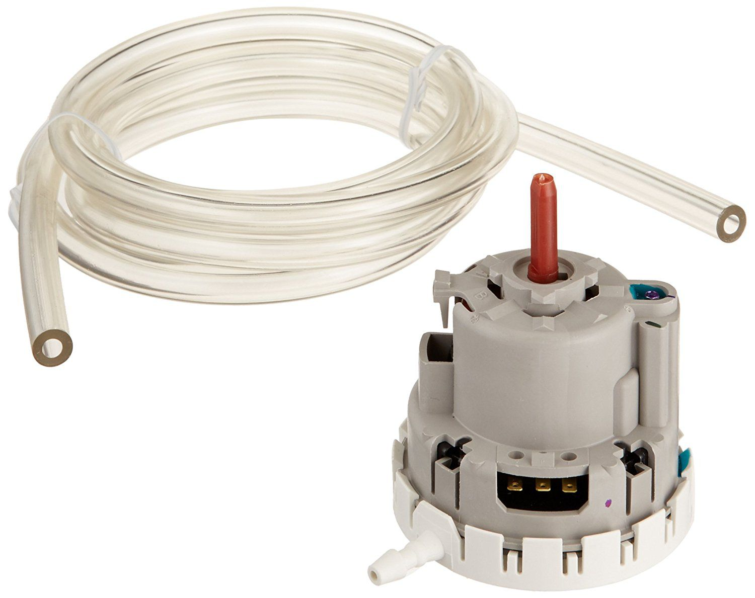 How To Test A Washing Machine Water Level Switch
