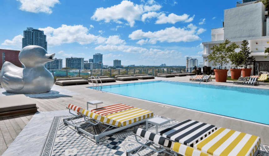 The 9 best miami hotels of 2018