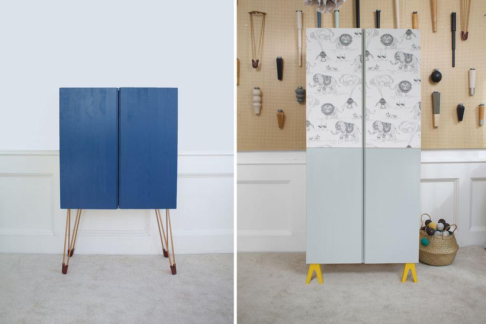 19 best ikea ivar storage hacks. Black Bedroom Furniture Sets. Home Design Ideas