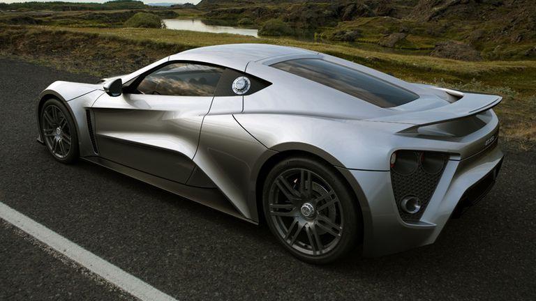 The Super-Exclusive Zenvo ST1 Super Car