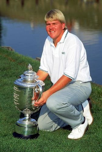 John Daly - PGA Tour Rookie of the Year