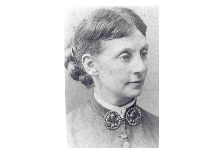 Helen Pitts Douglass, Wife of Frederick Douglass
