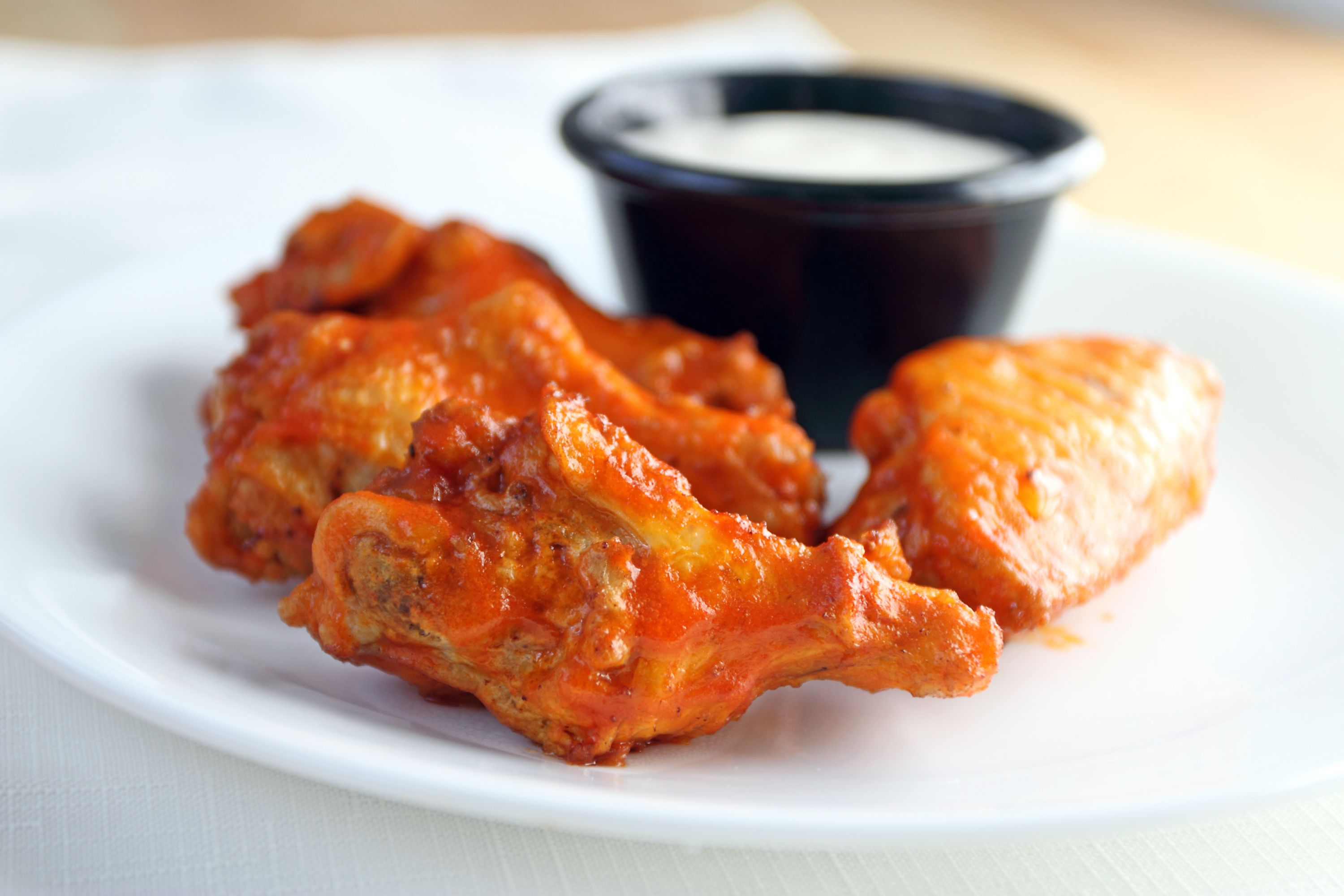 Cajun chicken wings tailgate picnic recipe for How to cook buffalo fish