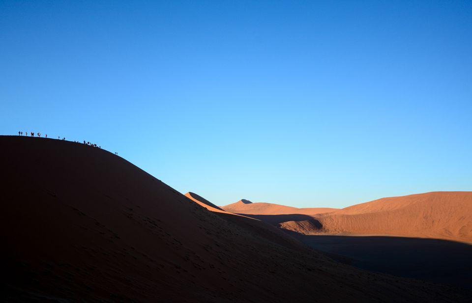 Sossusvlei Namibia's Spell-Binding Dune Sea