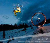 Whistler Blackcomb Night Skiing
