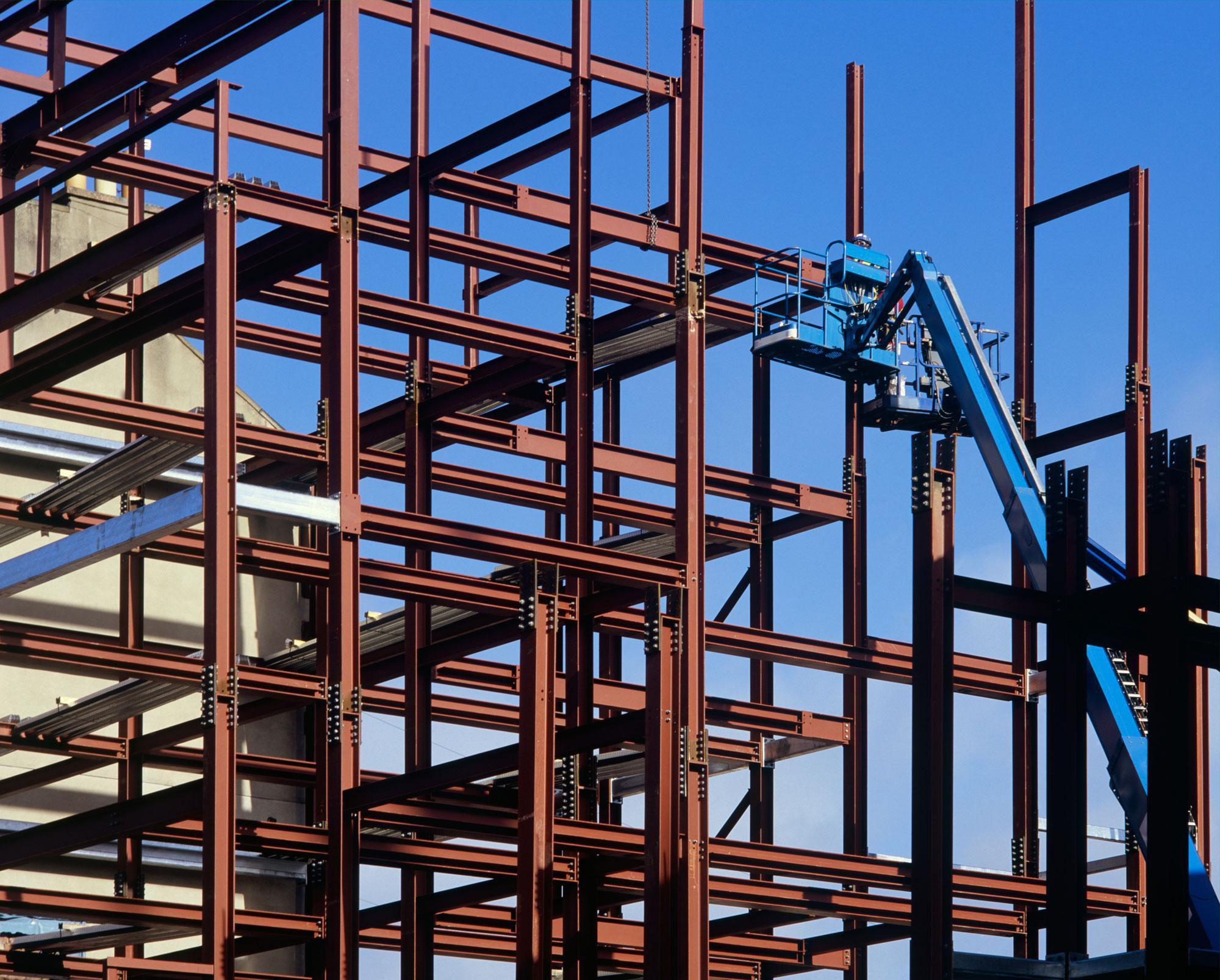 Structural Steel Framing : Tips for estimating structural steel