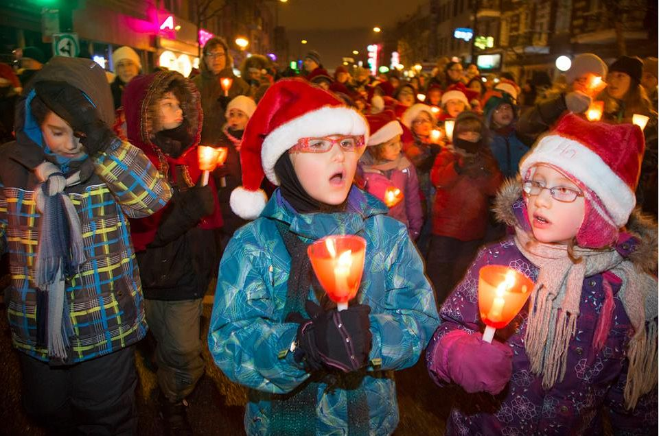 Free Things to Do in Montreal: Christmas Holidays 2017-2018