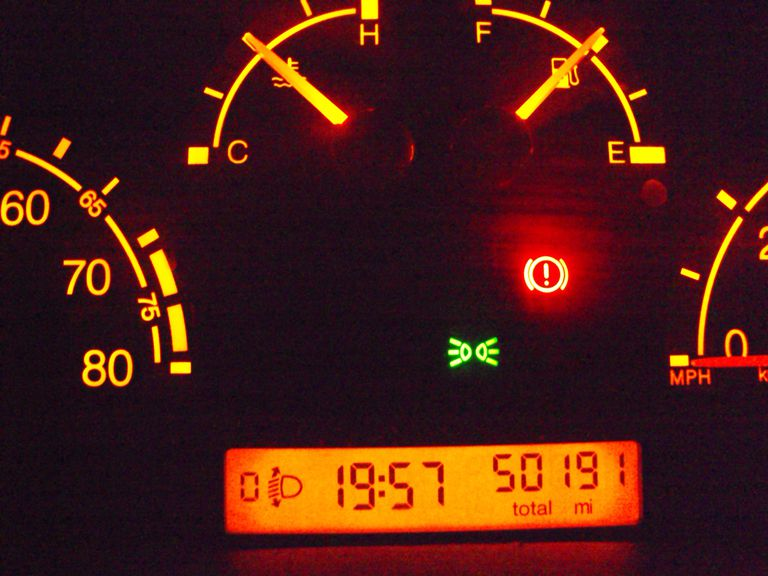 What Does The Oil Light Mean On Your Dashboard