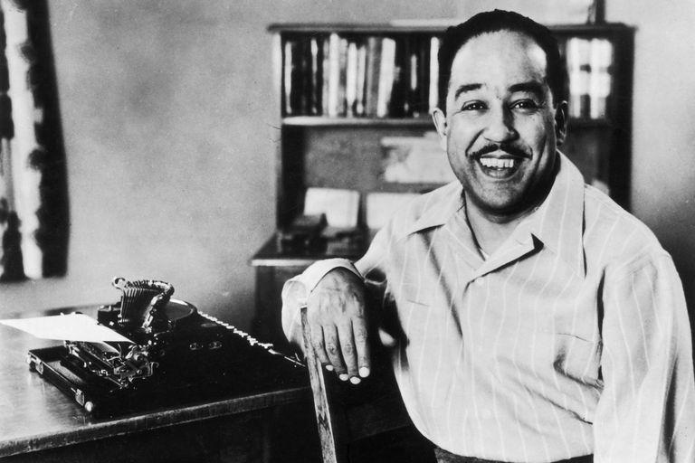 Langston Hughes, 1945