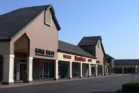 Vacaville Outlet Mall