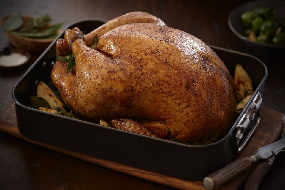 Pavoch 243 N Puerto Rican Roasted Turkey Recipe