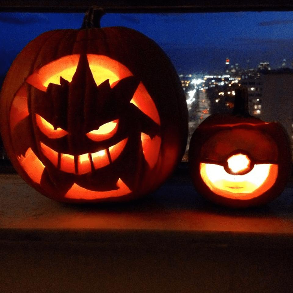 Pumpkin carving ideas for kids
