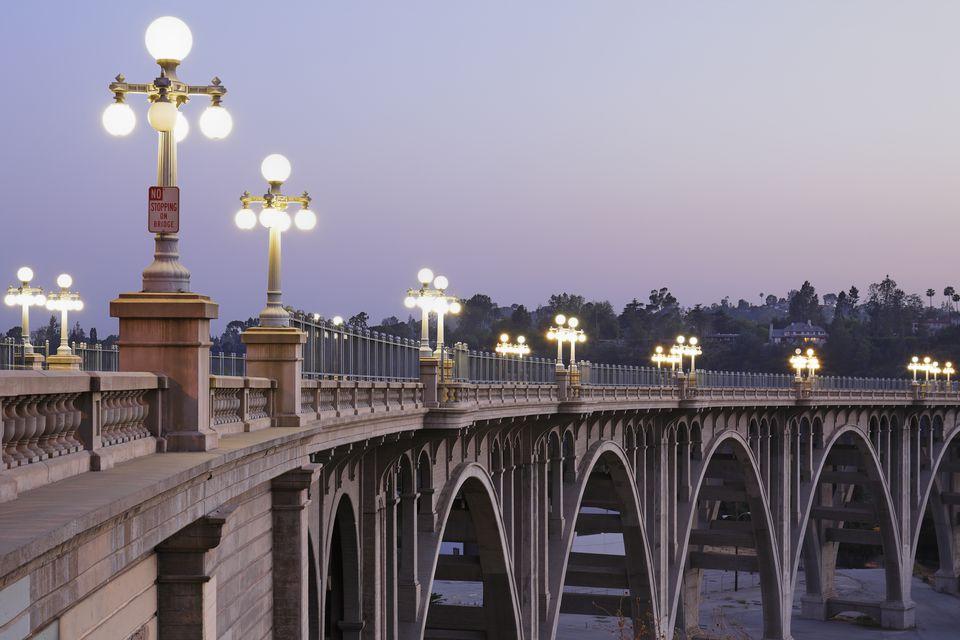Arroyo Seco Bridge Pasadena