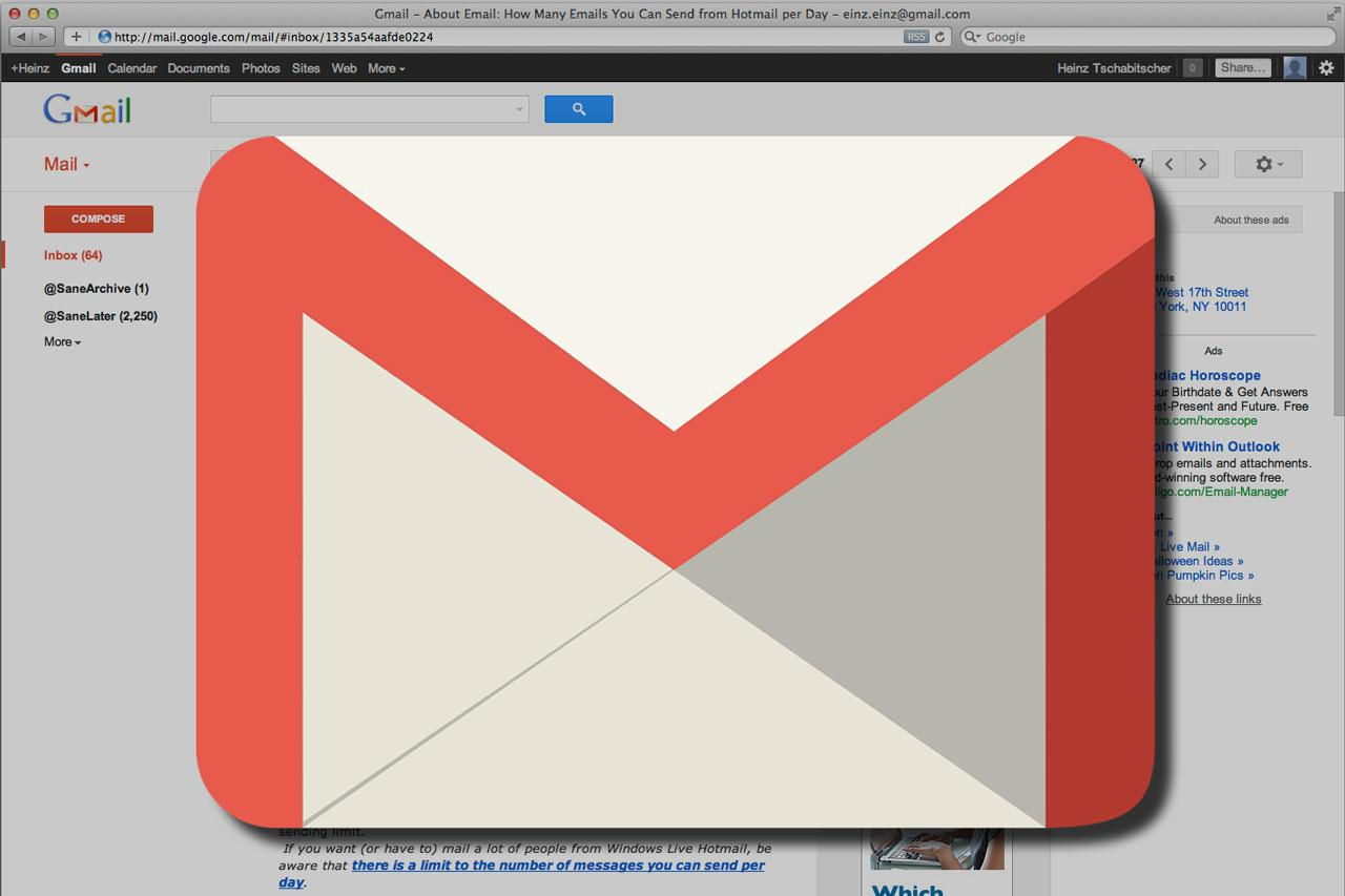 Gmail Inbox: Gmail Review: Pros And Cons