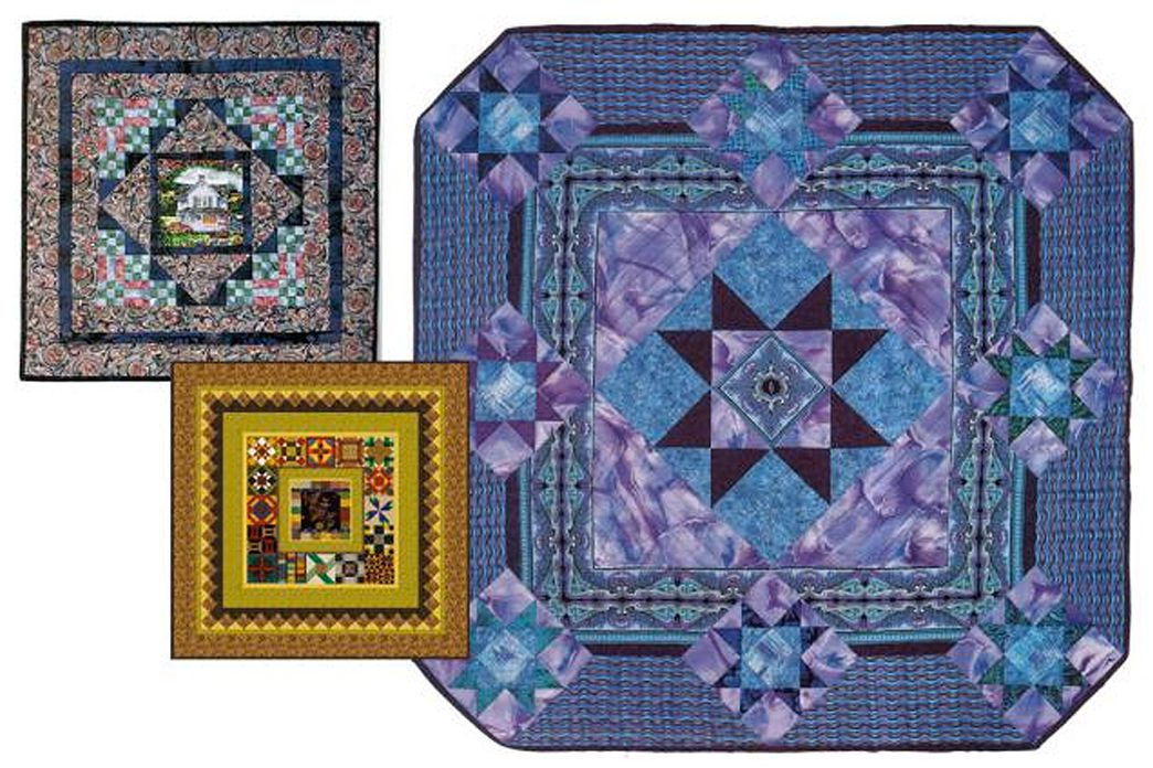 What Is A Medallion Quilt How Are The Quilts Designed