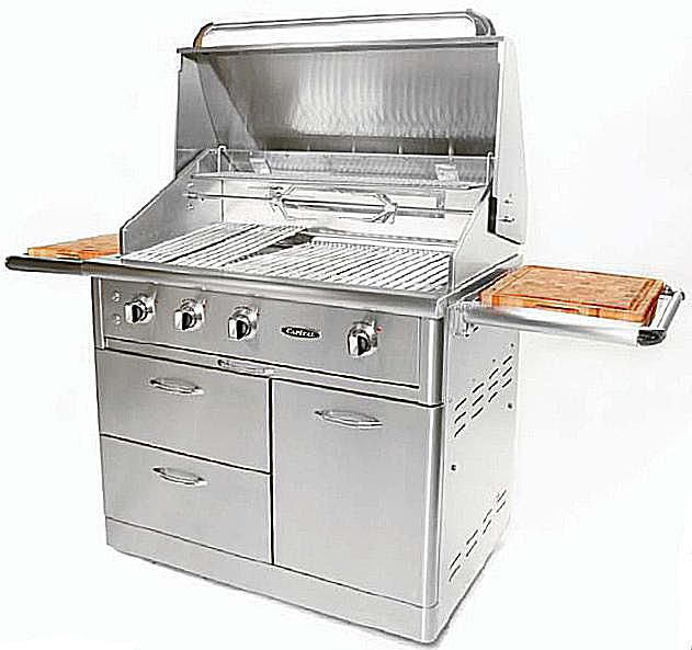 Capital Performance Series 40-Inch Gas Grill