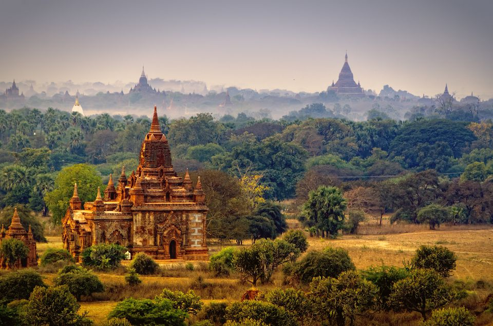 Where Is Burma Interesting Facts About Myanmar