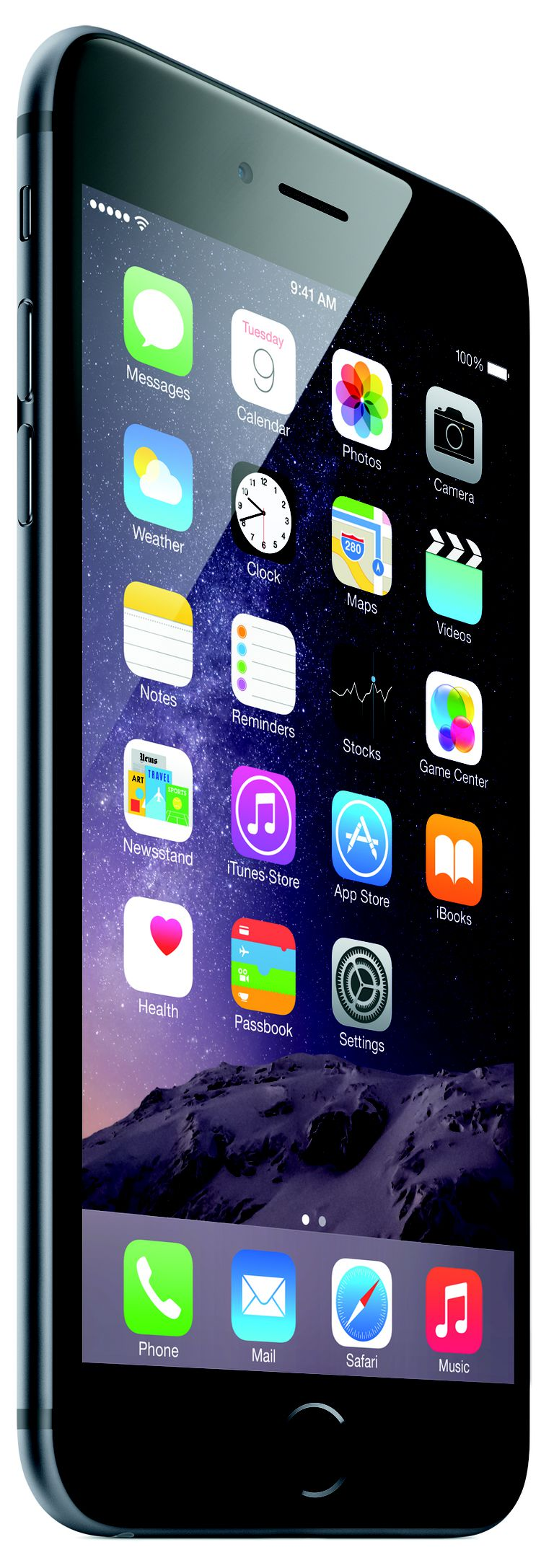 The iPhone 6 Plus