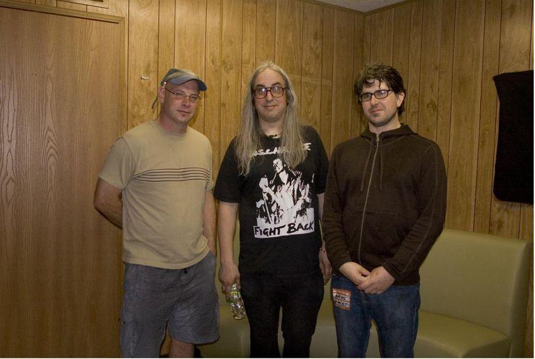 American rock band Dinosaur Jr.
