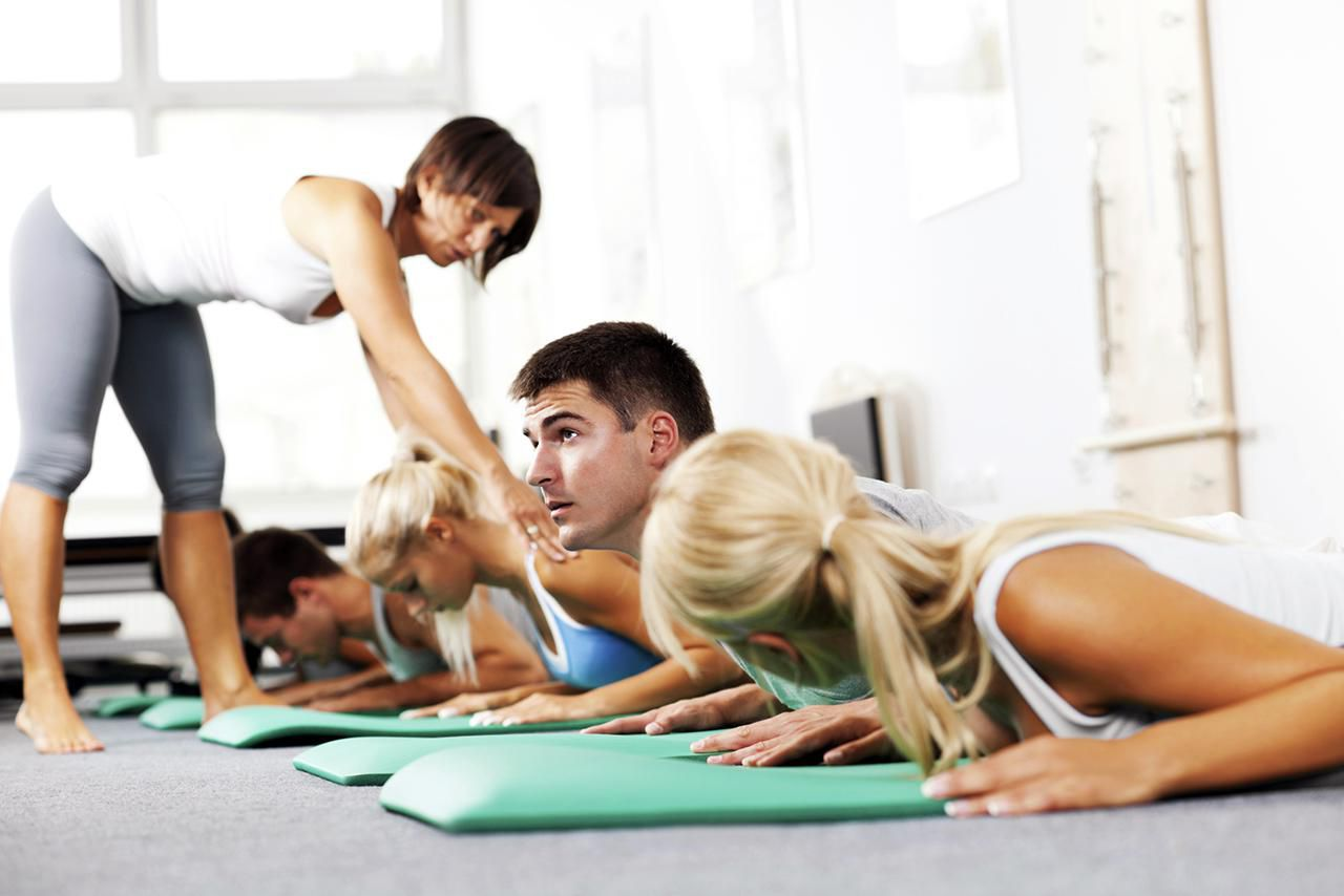 Pilates Comprehensive Instructor Certification Programs