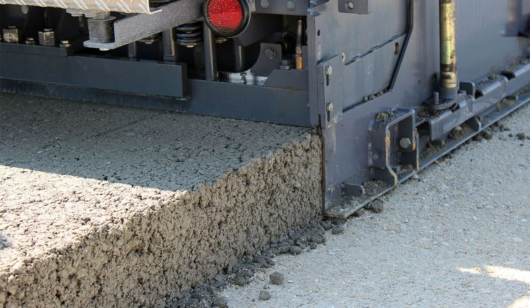 Roller Compacted Concrete Construction : The benefits and costs of roller compacted concrete