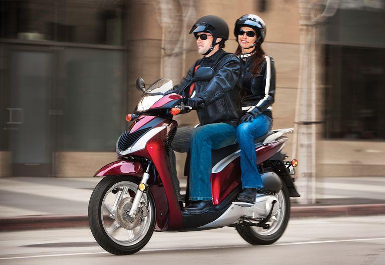 2010 Honda SH150i Scooter