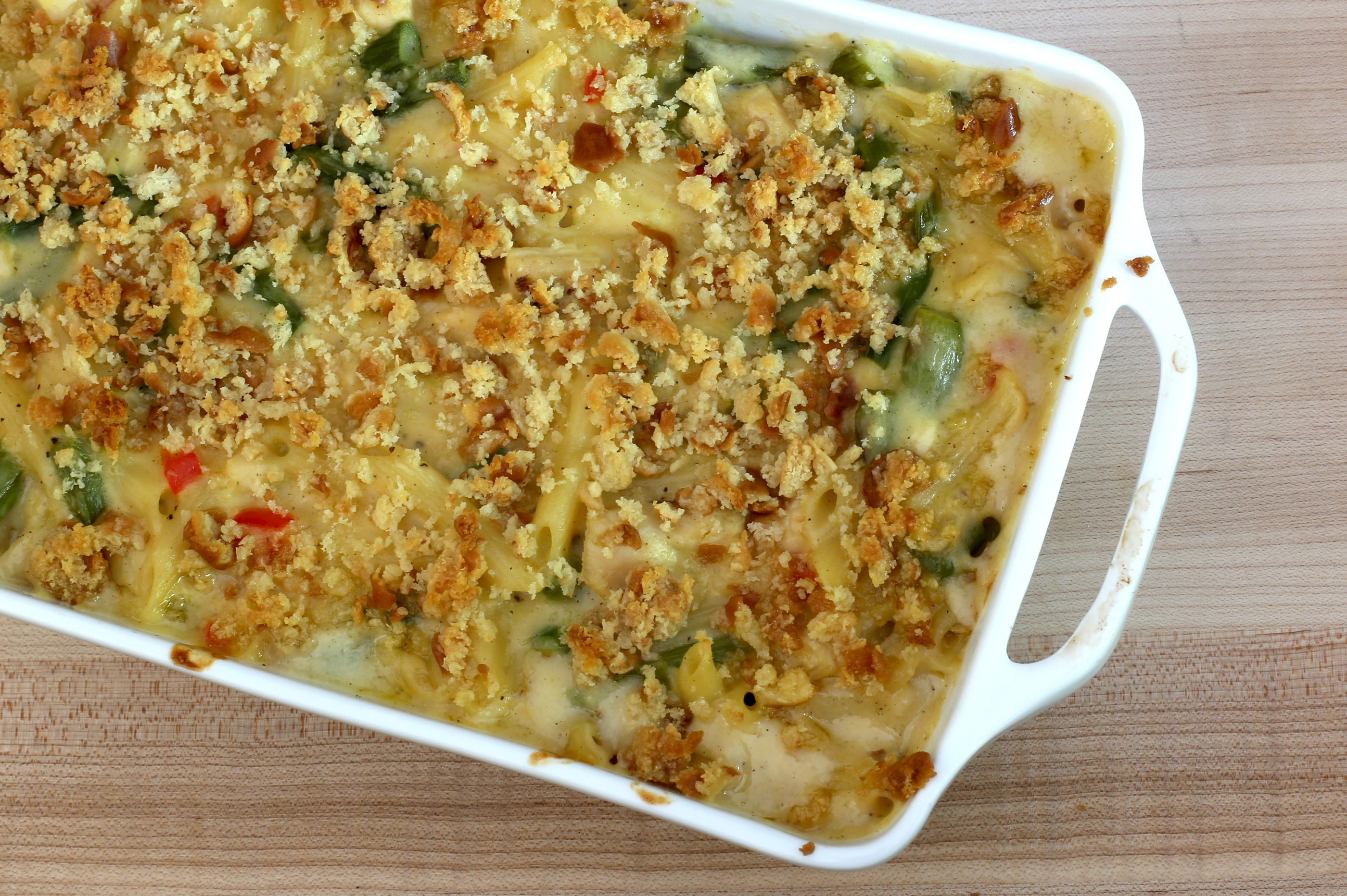 Southern Chicken Casserole Recipe