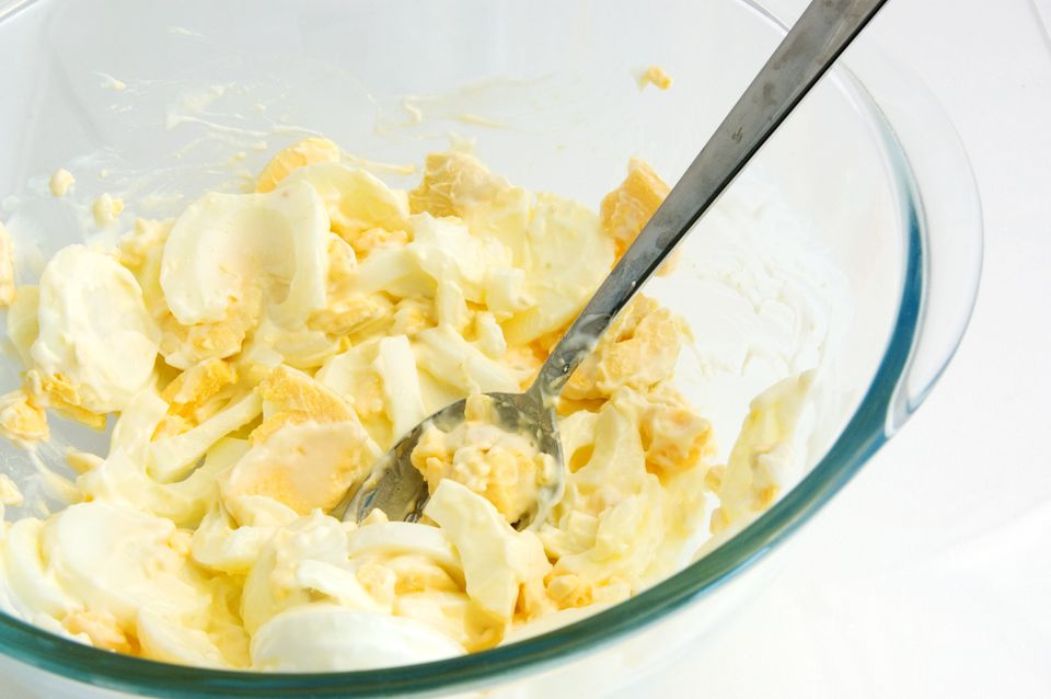 Basic Egg Salad
