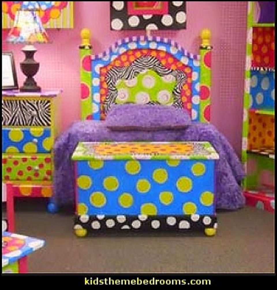 Great Kid\'s Bedroom Themes