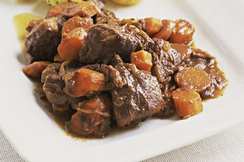 Crock Pot Beef Stew With Vegetables And Onion Soup Mix