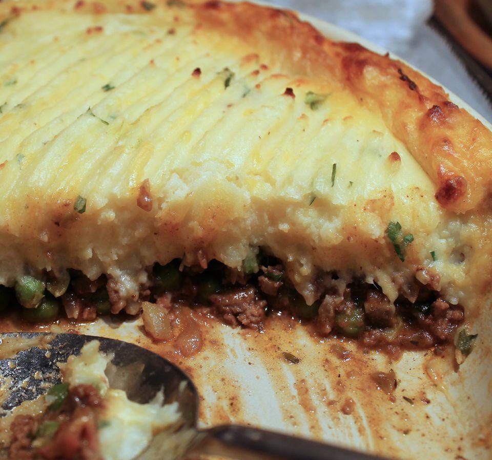 Gluten Free Shepherd's Pie Recipe Image Teri Gruss