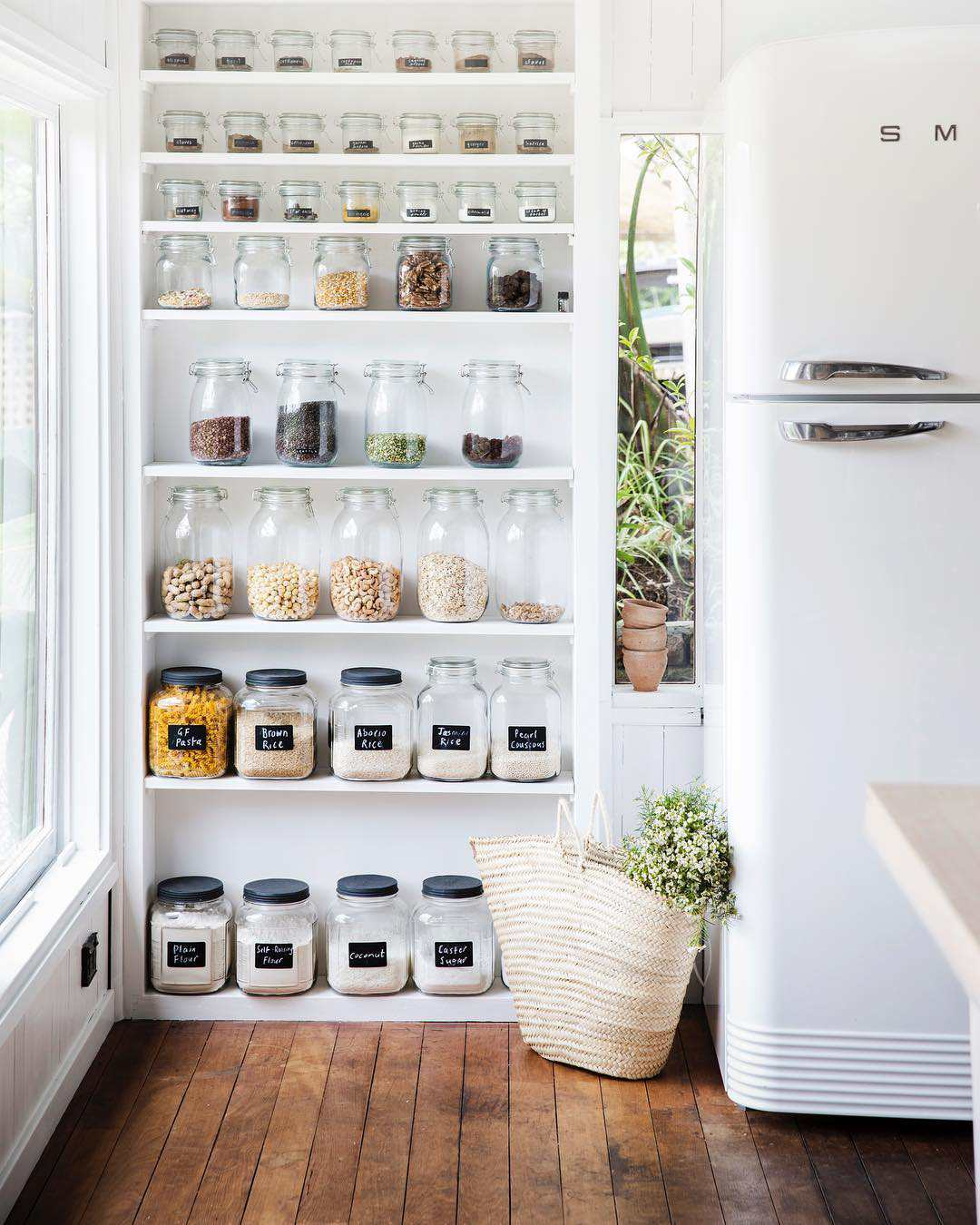 open designrulz for ideas incorporating design shelves kitchen shelving in bright