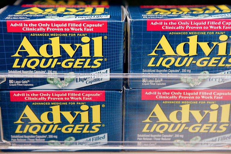 Drug Maker Wyeth To Cut 30 Percent Of Sales Force CHICAGO, IL - JUNE 20: Advil pain medication is offered for sale at a pharmacy June 20, 2005 in Chicago, Illinois. Wyeth, the maker of Advil, recently announced plans to cut up to 30 percent of its sales force by the end of the year.