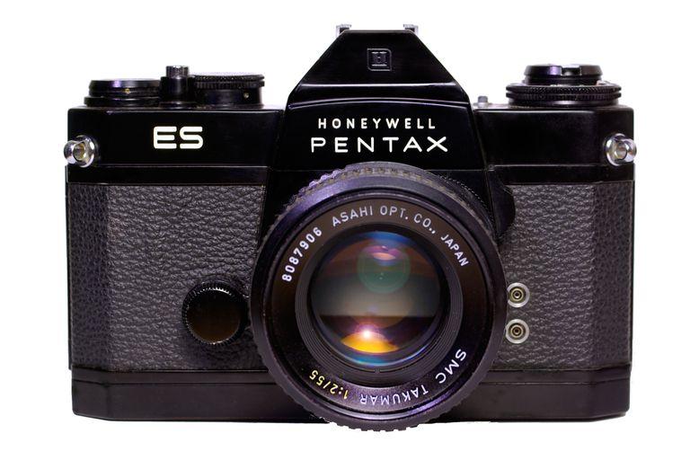 Honeywell Pentax Camera