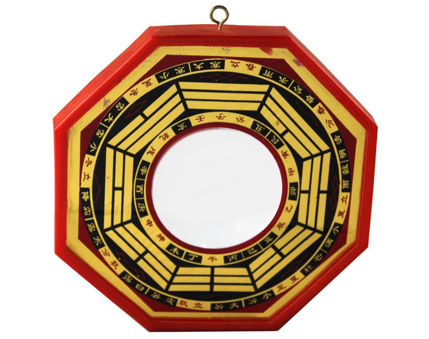 convex and concave bagua mirrors in feng shui. Black Bedroom Furniture Sets. Home Design Ideas
