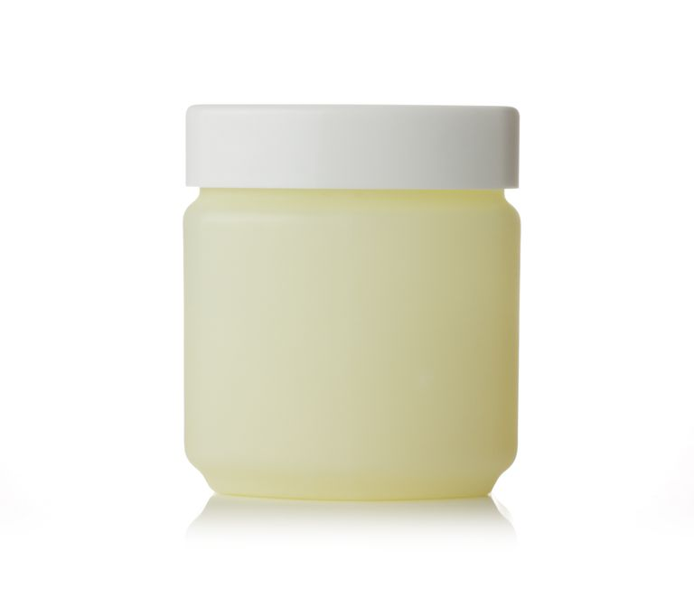 jar of petroleum jelly