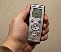 EVP recorder