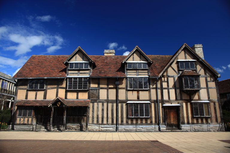 London 2012 - UK Landmarks - Stratford Upon Avon