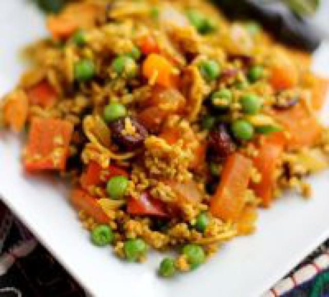 Curried Couscous Salad Whole Foods