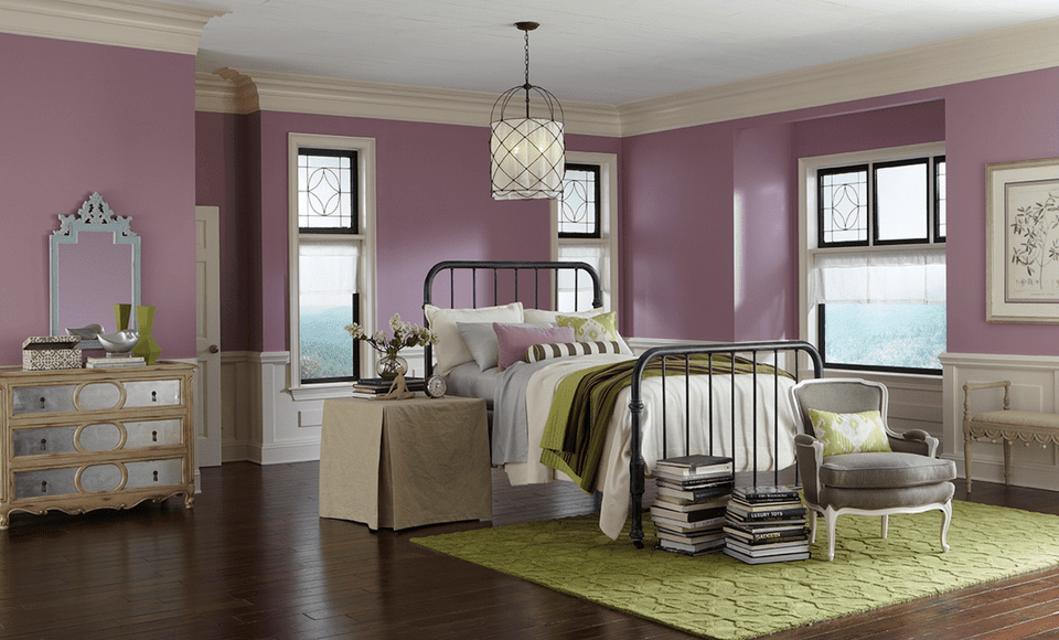 HGTV Home by Sherwin-Williams Bedroom Ideas