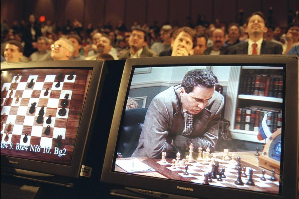Deep Blue vs. Garry Kasparov