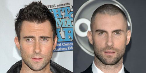 Pictures Of Mens Haircuts Before And After
