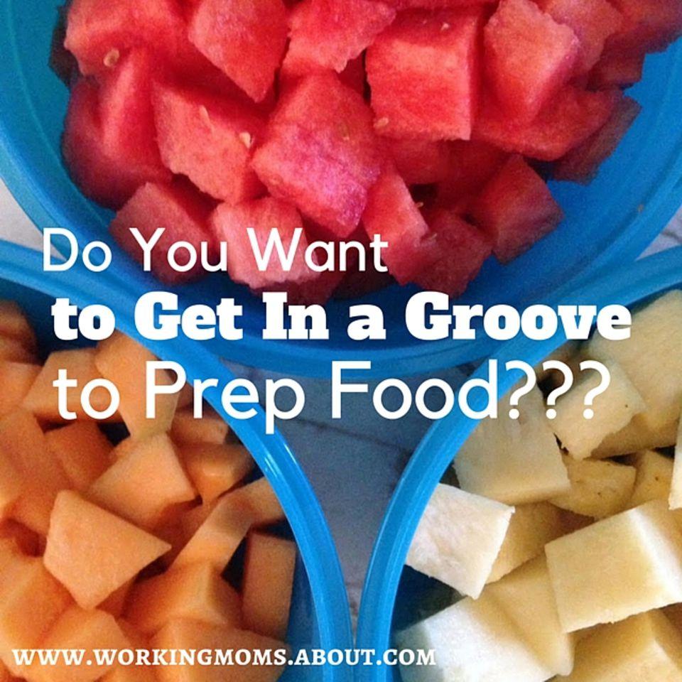 Food Prep Groove