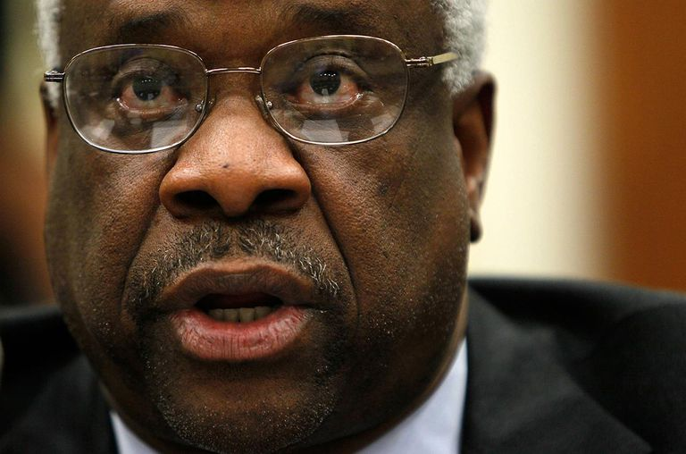U.S. Supreme Court Justice Clarence