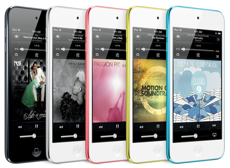 5th Gen. iPod touch