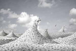 Financial Abundance In A Sea Of Money